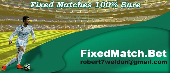 100% sure fixed matches multi bets