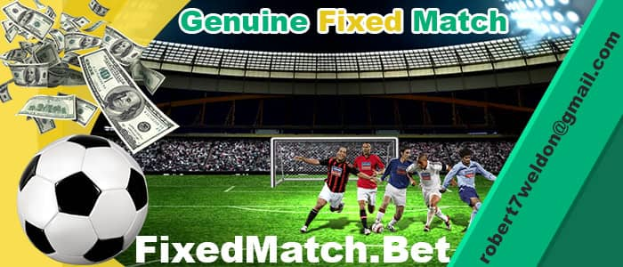 ACCURATE FIXED MATCHES SOCCER