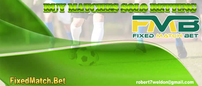 Buy Matches Solo Betting