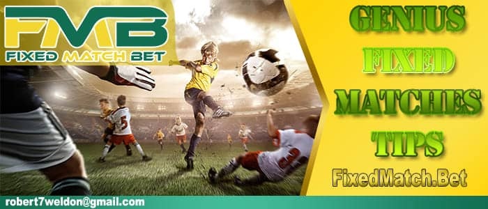 Genius Fixed Matches Tips