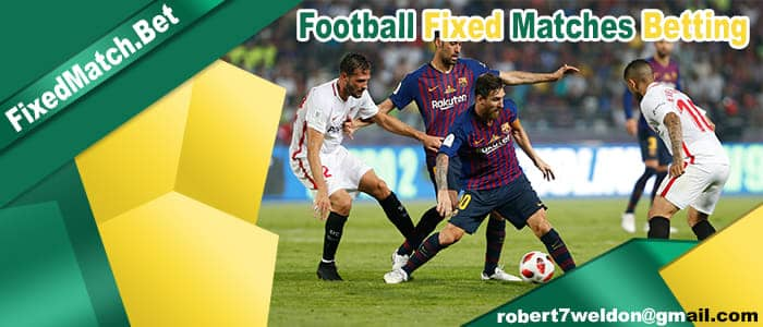 Football Fixed Matches Betting