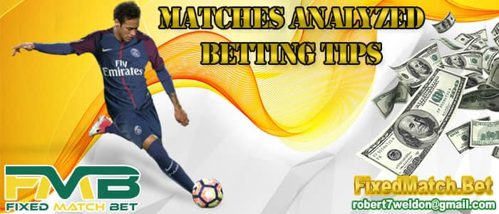Matches Analyzed betting tips