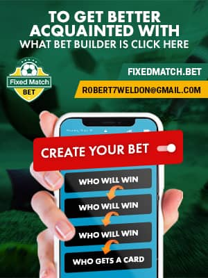 Bet Builder Bet365 Bookie