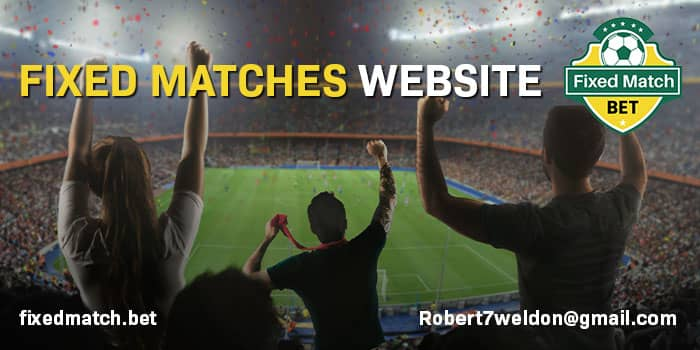 Fixed Matches Website