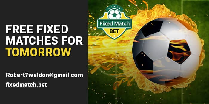 Free Halftime Fulltime Fixed Matches