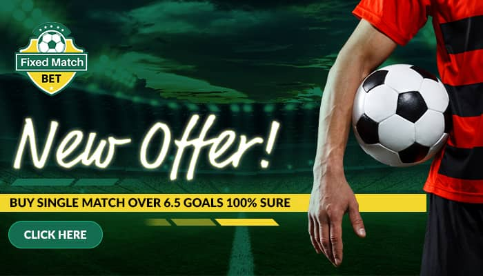 Match Fixed Single Bet