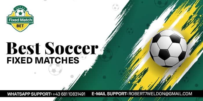 Best Soccer Fixed Matches