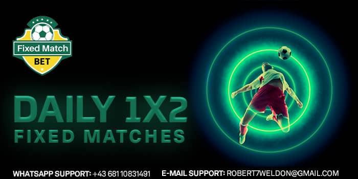 Daily 1x2 Fixed Matches