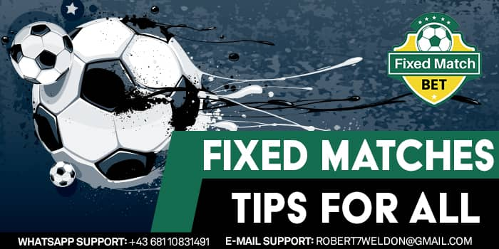 Fixed Matches Tips for All