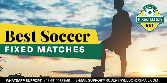 Real Fixed Matches Predictions