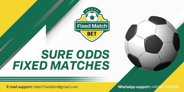 Sure Odds Fixed Matches
