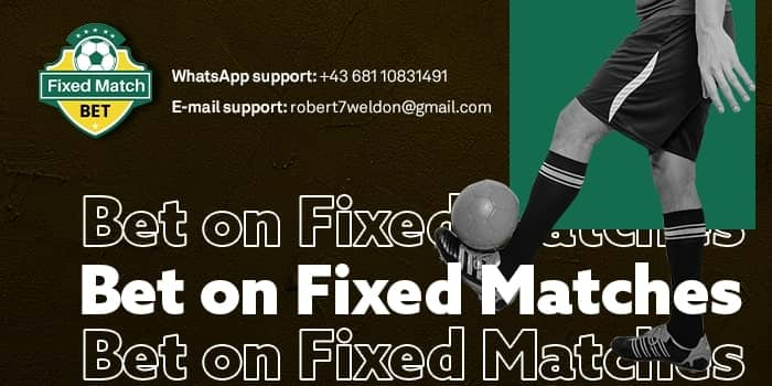 Bet On Fixed Matches