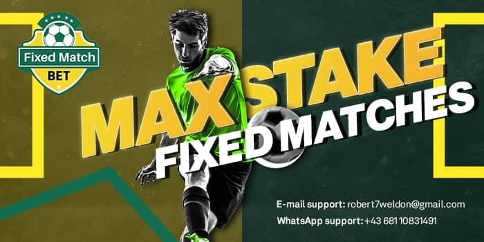 Max Stake Fixed Matches
