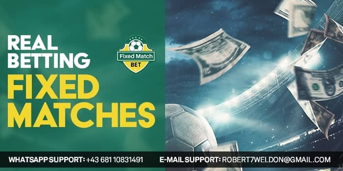 Real Betting Fixed Matches