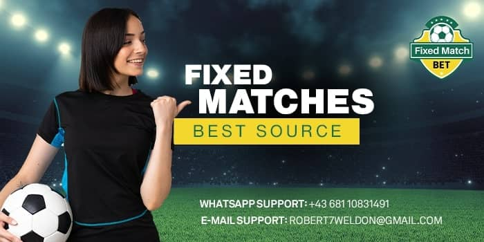 Double Fixed Matches Predictions